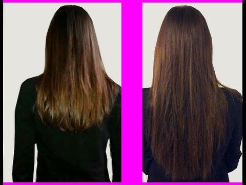 Extension au fil cheveux fin